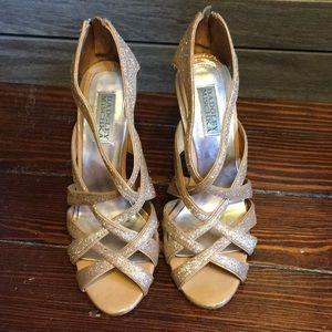 Badgley Mischka party heels